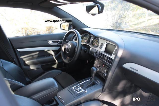 2005 Audi A6 4f Full Camera Heater Sunroof Tv Car