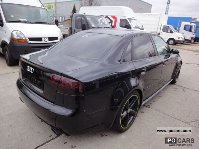 2006 Audi Rs4 Car Photo And Specs