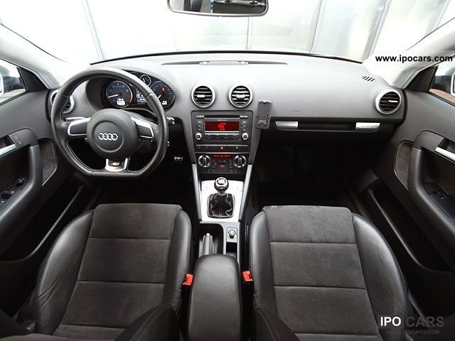 2008 audi s3 sportback 2 0 quattro cruise control heated seats ha car photo and specs. Black Bedroom Furniture Sets. Home Design Ideas