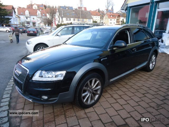 2009 audi a6 allroad quattro 3 0 tdi tiptronic car photo and specs. Black Bedroom Furniture Sets. Home Design Ideas