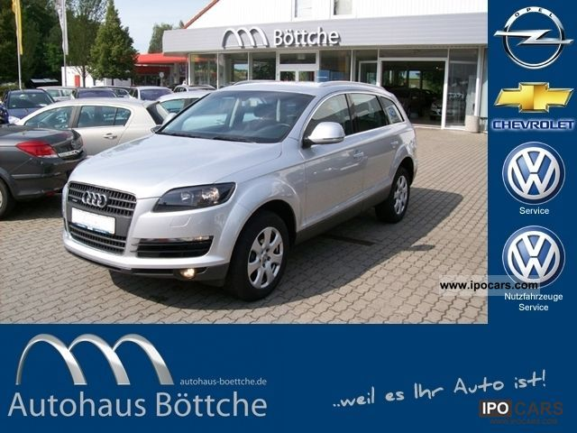 2007 Audi  Q7 3.0 TDI Quattro Navigation, PDC Off-road Vehicle/Pickup Truck Used vehicle photo