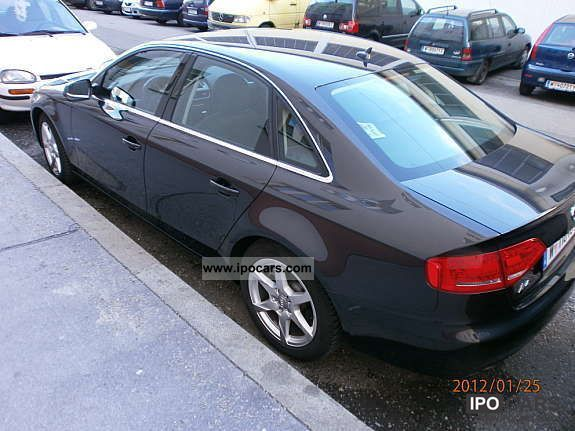 2011 audi a4 2 0 tdi pd ambiente car photo and specs. Black Bedroom Furniture Sets. Home Design Ideas