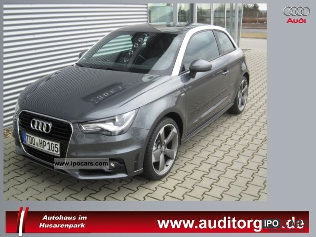 2011 audi a1 2 0 tdi s line 6 speed car photo and specs. Black Bedroom Furniture Sets. Home Design Ideas