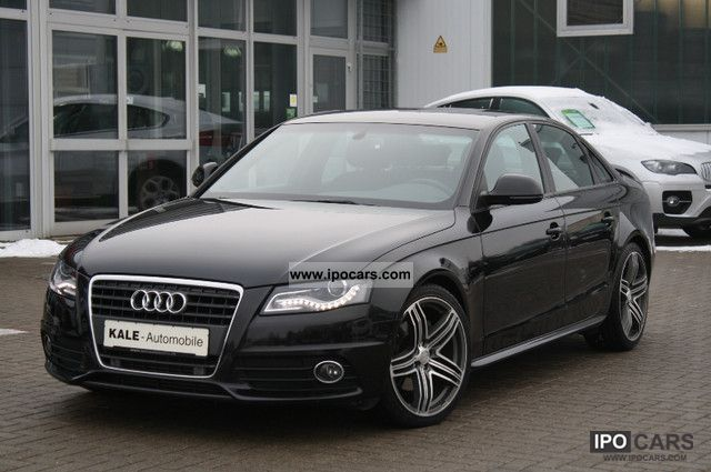 2008 Audi  A4 2.7TDi S-Line Exterior * plus * 19inch * 1.HAND Limousine Used vehicle photo
