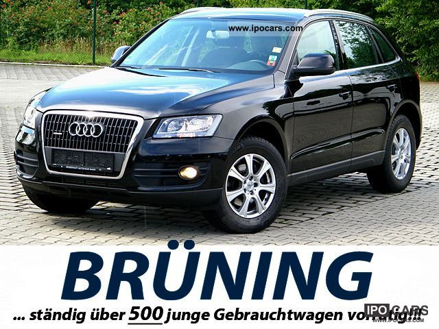 2009 audi q5 2 0 tdi quattro climate control apc car photo and specs. Black Bedroom Furniture Sets. Home Design Ideas