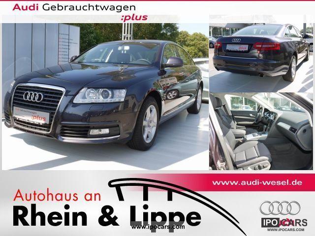 2010 Audi  A6 Saloon 2.0 TDI multitronic Limousine Used vehicle photo