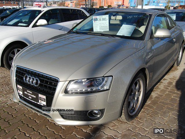 2008 audi a5 3 2 fsi multitronic coupe 2 door automatic. Black Bedroom Furniture Sets. Home Design Ideas