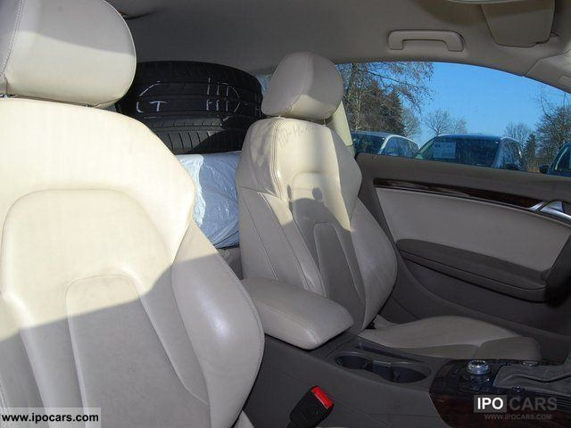 2008 audi a5 3 2 fsi multitronic coupe 2 door automatic. Black Bedroom Furniture Sets. Home Design Ideas