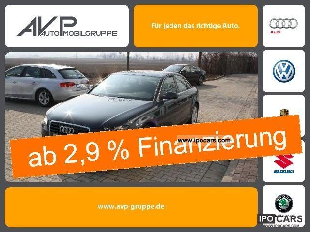 2011 Audi  A4 2.0 TDI * Aluminum Sitzh. PDC ** 28% * and list Limousine Employee's Car photo