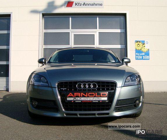 2009 Audi TT Coupe 3.2 Quattro S Tronic