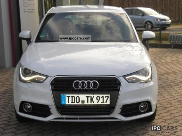 2012 audi a1 s line 1 4 tfsi s tronic xenon lights. Black Bedroom Furniture Sets. Home Design Ideas