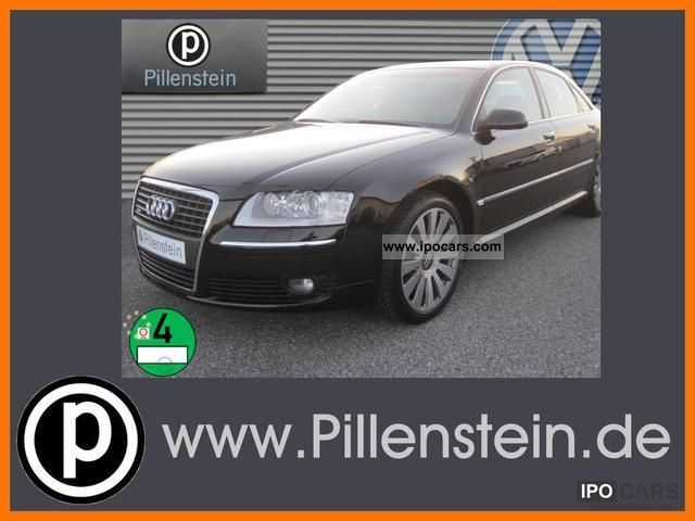 2007 Audi  A8 4.2 FSI 'LEATHER BOSE +19' + ALU + KEY + Eshd' Limousine Used vehicle photo