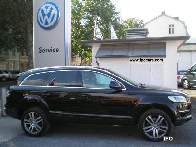 2006 Audi  Q7 3.0 TDI (DPF) QUATTRO TIPTRONIC Off-road Vehicle/Pickup Truck Used vehicle photo