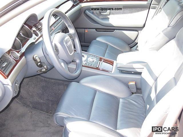 2007 Audi  A8 4.2 FSI NAVI / ESSD / XENON / LEATHER / STANDHZ Limousine Used vehicle photo