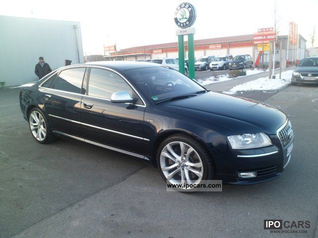 2008 audi s8 5 2 fsi quat luft exclusive 20 customs. Black Bedroom Furniture Sets. Home Design Ideas