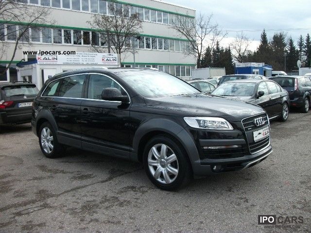 2007 audi q7 3 0 tdi tiptronic full full car photo and specs. Black Bedroom Furniture Sets. Home Design Ideas