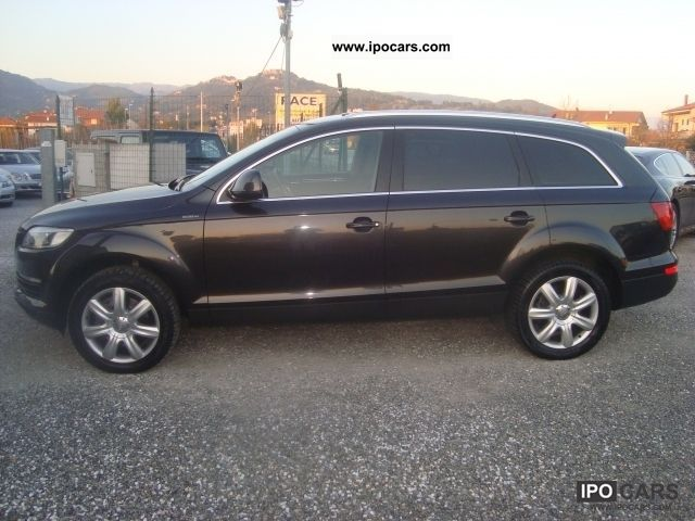 2007 audi q7 3 0tdi quattro car photo and specs. Black Bedroom Furniture Sets. Home Design Ideas