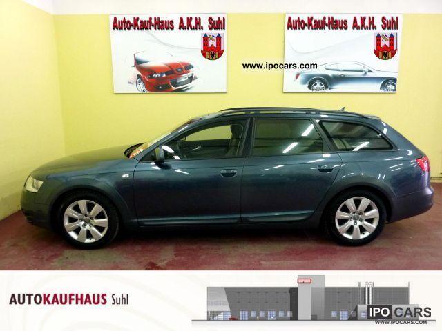 2008 Audi  A6 allroad 3.2 FSI + + eSD / APC / Xenon / MMI / leather + + Estate Car Used vehicle photo