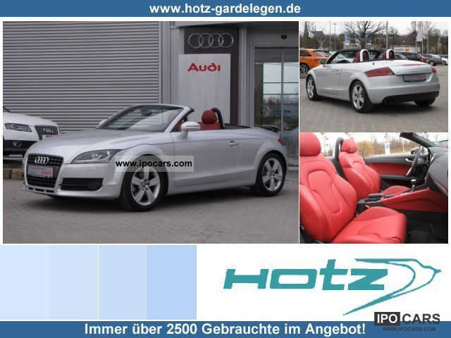 2010 Audi  TT Roadster 1.8 TFSI (xenon leather climate) Cabrio / roadster Used vehicle photo