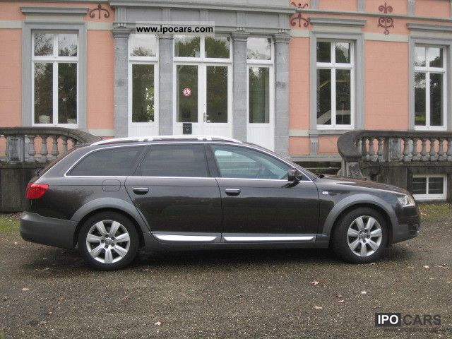 2008 Audi  A6 allroad quattro 2.7 TDI tiptronic (flippers) Estate Car Used vehicle photo