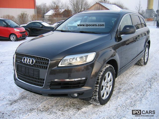 2007 audi q7 3 0 tdi 7 seats 4 zones climate car photo. Black Bedroom Furniture Sets. Home Design Ideas
