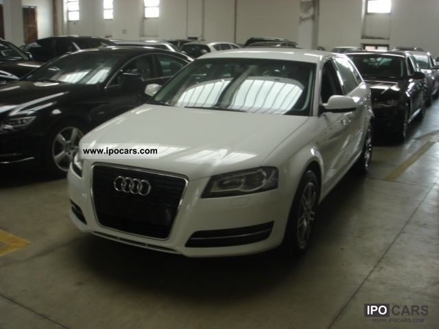 2011 Audi  1.6 TDI AUTO OTHER XENO Limousine Used vehicle photo