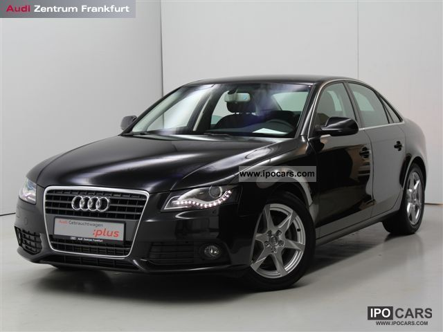 2011 audi a4 saloon 2 0 tdi ambition multitronic xenon car photo and specs. Black Bedroom Furniture Sets. Home Design Ideas