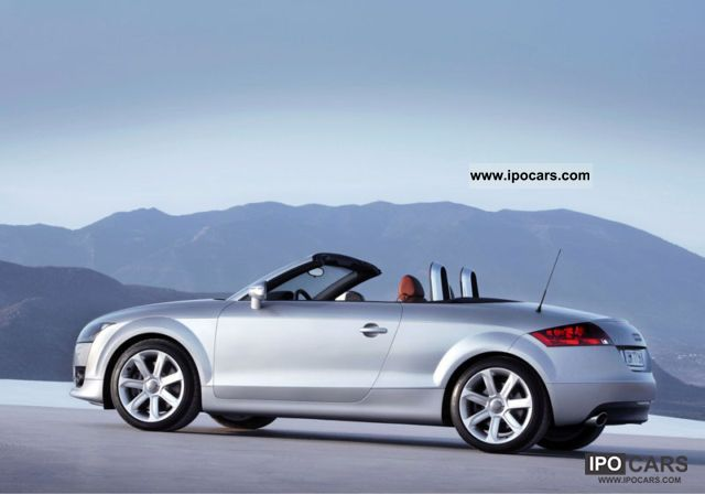2012 Audi  TT Roadster 1.8 TFSI NEW CARS! Cabrio / roadster Used vehicle photo