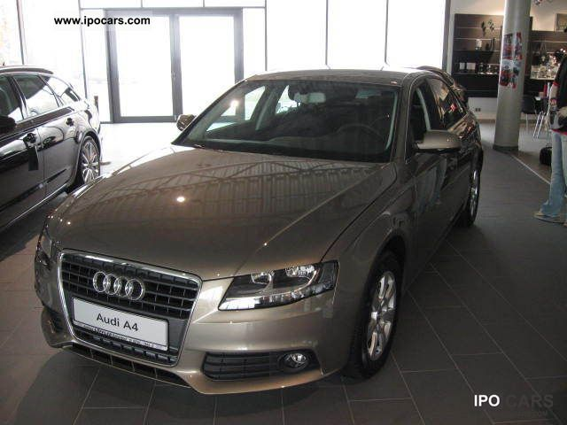 2012 Audi  A4 1.8 TFSI ambience Limousine Demonstration Vehicle photo