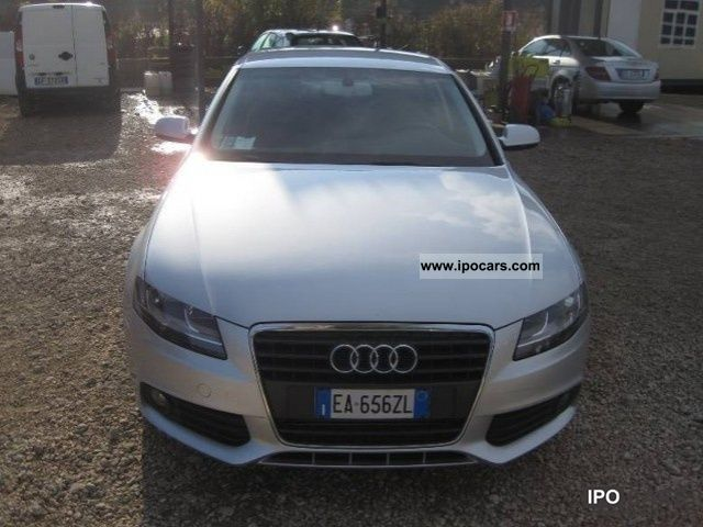 2010 audi a4 sedan 2 0 tdi 143cv 2008 multitronic fap car photo and specs. Black Bedroom Furniture Sets. Home Design Ideas
