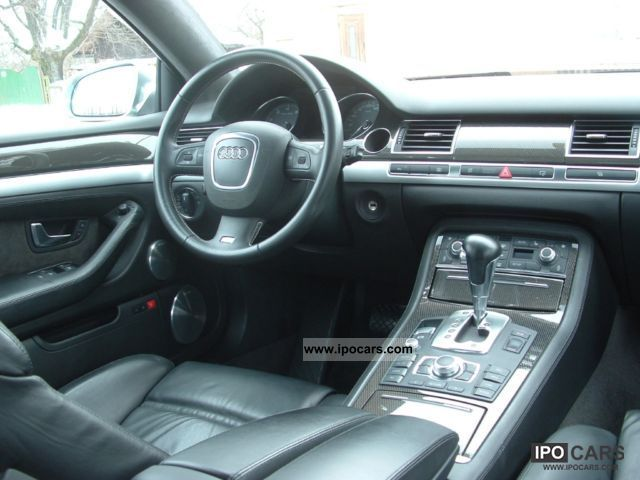 2006 audi s8 5 2 fsi quattro car photo and specs. Black Bedroom Furniture Sets. Home Design Ideas