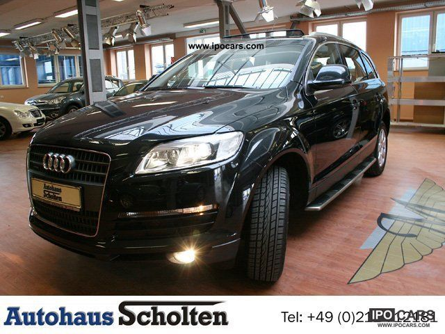 2007 audi q7 3 6 quattro fsi tiptronic open sky panoramada. Black Bedroom Furniture Sets. Home Design Ideas