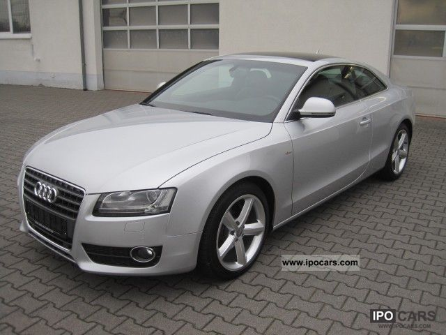 2009 Audi A5 27 Tdi S Line Leather Panoramic Alu18 Car Photo