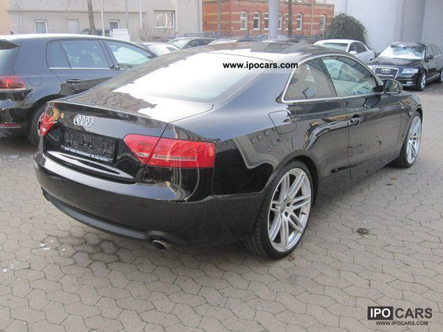 2009 Audi A5 Coupe 27 Tdi Cr S Line Xenon Car Photo And Specs
