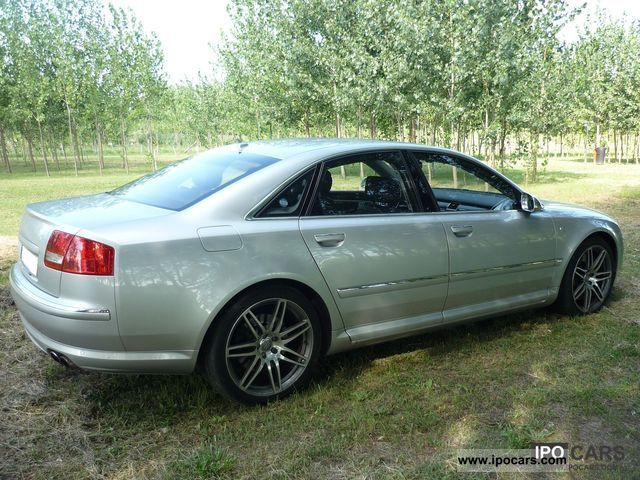 2007 audi s8 5 2 fsi quattro car photo and specs. Black Bedroom Furniture Sets. Home Design Ideas