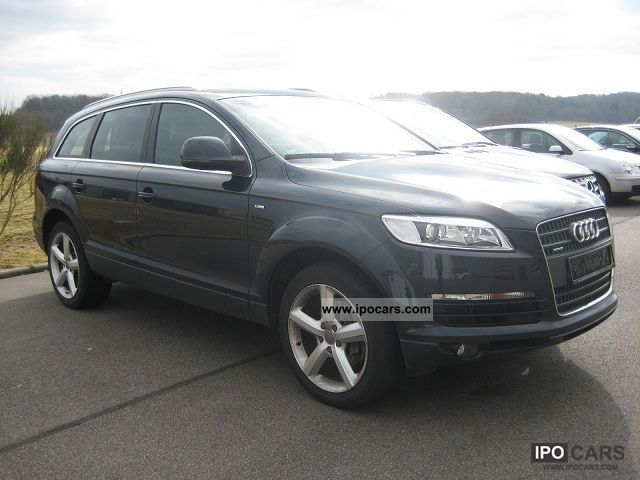 2006 audi q7 3 0 tdi luftfed 20 car photo and specs. Black Bedroom Furniture Sets. Home Design Ideas