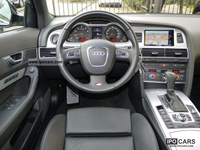 2008 Audi A6 30 TFSI Quattro Sline sports package plus  Car