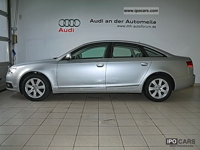 2009 audi a6 saloon 3 0 tdi leather bose car photo and specs. Black Bedroom Furniture Sets. Home Design Ideas