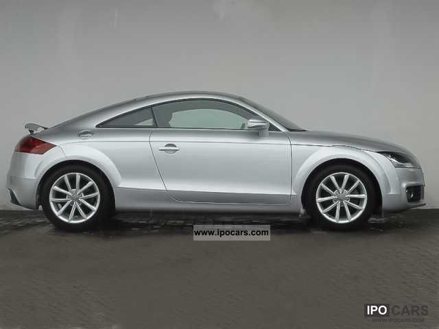 2010 audi tt coupe 1 8 tfsi coupe car photo and specs. Black Bedroom Furniture Sets. Home Design Ideas