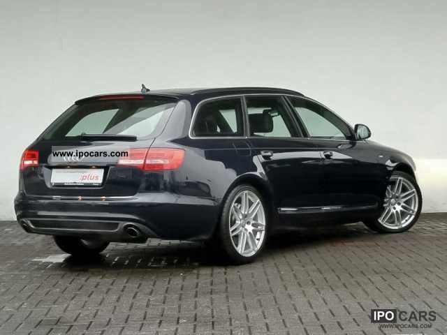 2009 audi a6 avant 3 0 s line quattro tfi car photo and specs. Black Bedroom Furniture Sets. Home Design Ideas