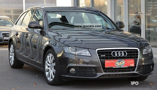 2008 Audi  A4 Av. 3.0 TDI Quatt, leather, Navi, Drive Select Estate Car Used vehicle photo