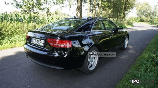2009 audi a5 2 0 tdi lift car photo and specs. Black Bedroom Furniture Sets. Home Design Ideas