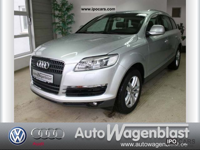 2006 Audi  Q7 3.0 TDI Quattro 7 seats / air / side Off-road Vehicle/Pickup Truck Used vehicle photo