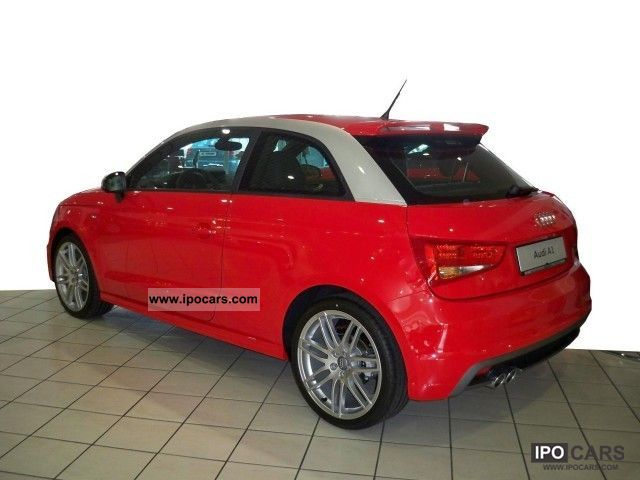 2010 audi a1 3 door 1 4 tfsi s line 90 122 kw ps 6. Black Bedroom Furniture Sets. Home Design Ideas