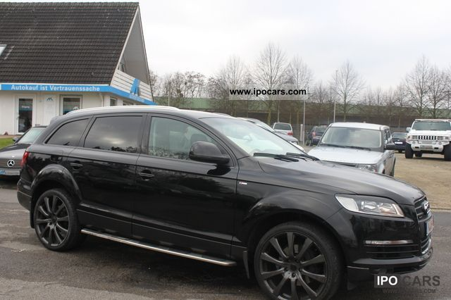 2006 audi q7 3 0 tdi dpf quattro 22 zoll leather shz car photo and specs. Black Bedroom Furniture Sets. Home Design Ideas