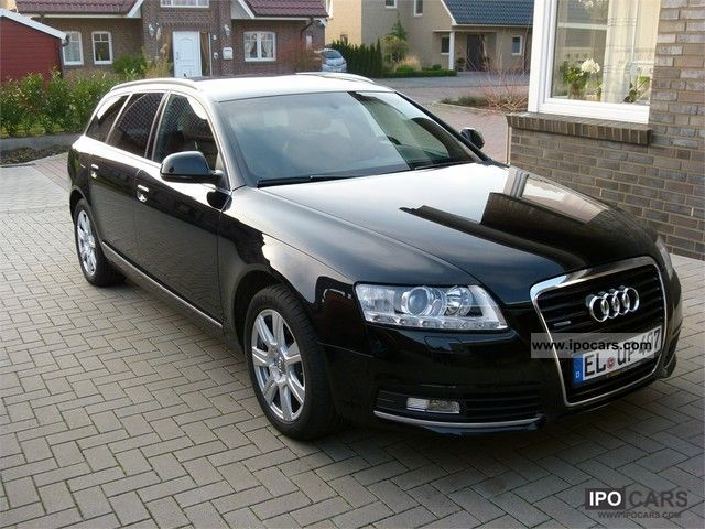 2009 Audi  A6 Avant 3.0 TFSI quattro tiptronic Estate Car Used vehicle photo
