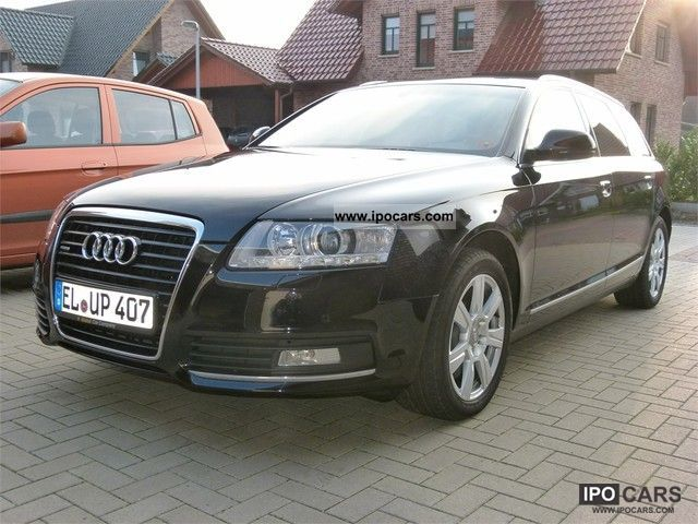 2009 audi a6 avant 3 0 tfsi quattro tiptronic car photo and specs. Black Bedroom Furniture Sets. Home Design Ideas