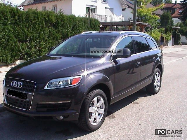 2008 Audi  Q7 4.2 FSI quattro tiptronic / PAN Limousine Used vehicle 			(business photo