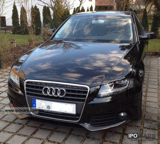2010 Audi A4 2.0 TDI E DPF