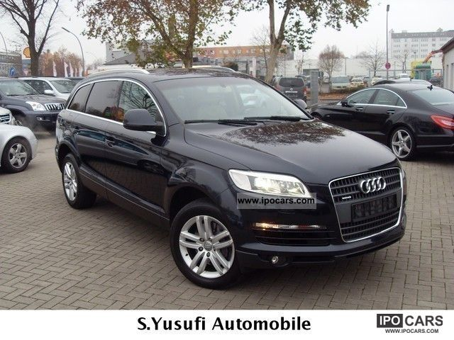 2006 Audi  Q7 3.0 TDI QUATTRO NAVI DVD-LEATHER-XENON VOLLAUST Off-road Vehicle/Pickup Truck Used vehicle photo